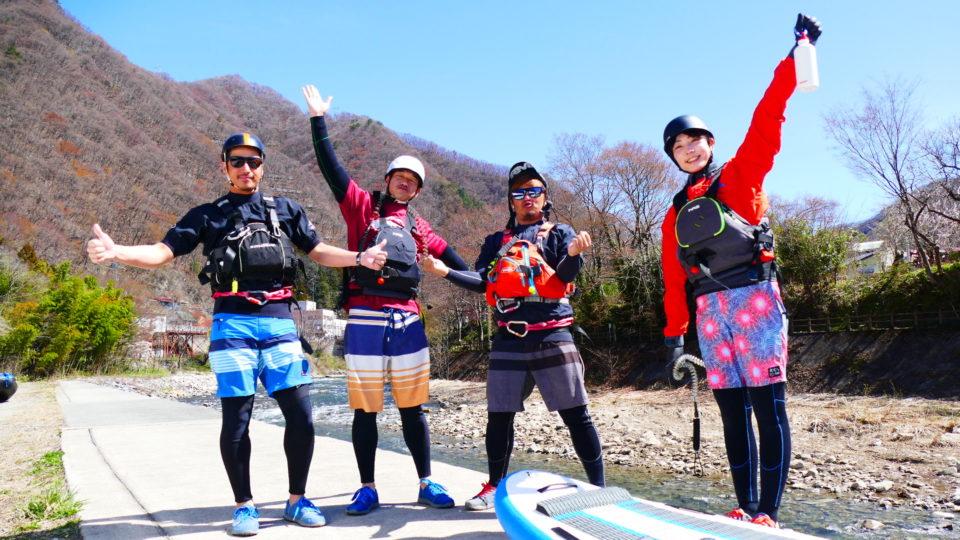 2019.04.20 利根川ダウンリバーツアー